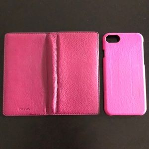 Fossil Magnetic Iphone 7 Case